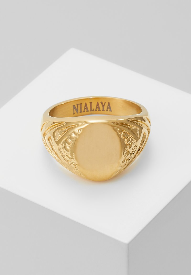 Nialaya - Ring - gold