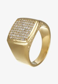 Nialaya - Ring - gold-coloured - 3