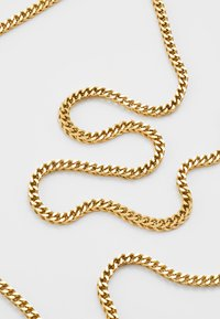 Nialaya - SQUARED CHAIN  - Necklace - gold - 4