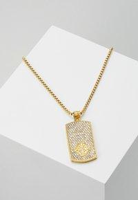 Nialaya - Náhrdelník - gold-coloured/silver-coloured - 2