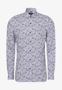 Nils Sundström - Shirt - white/blue - 3