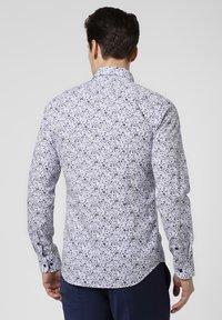 Nils Sundström - Shirt - white/blue - 1