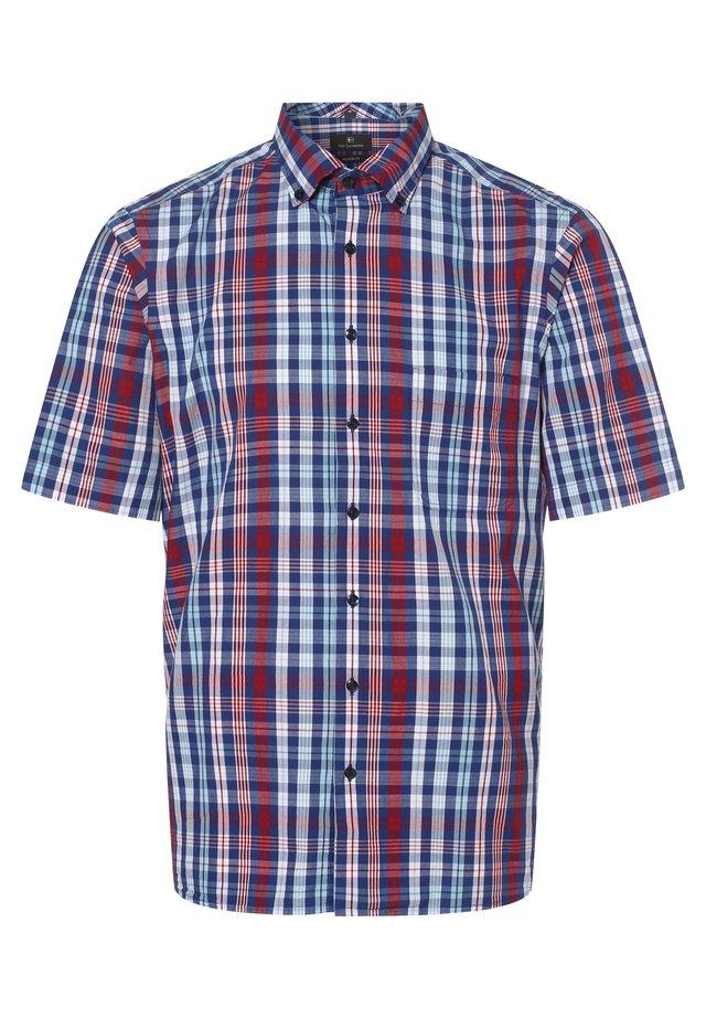 Shirt - royal rot