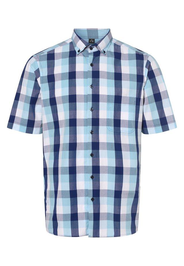 Shirt - aqua royal