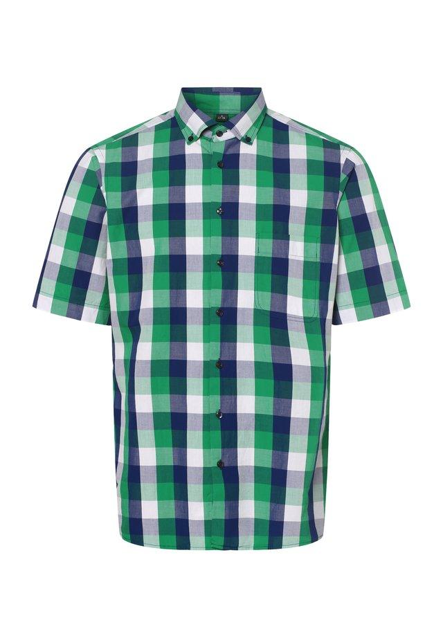 Shirt - grün marine