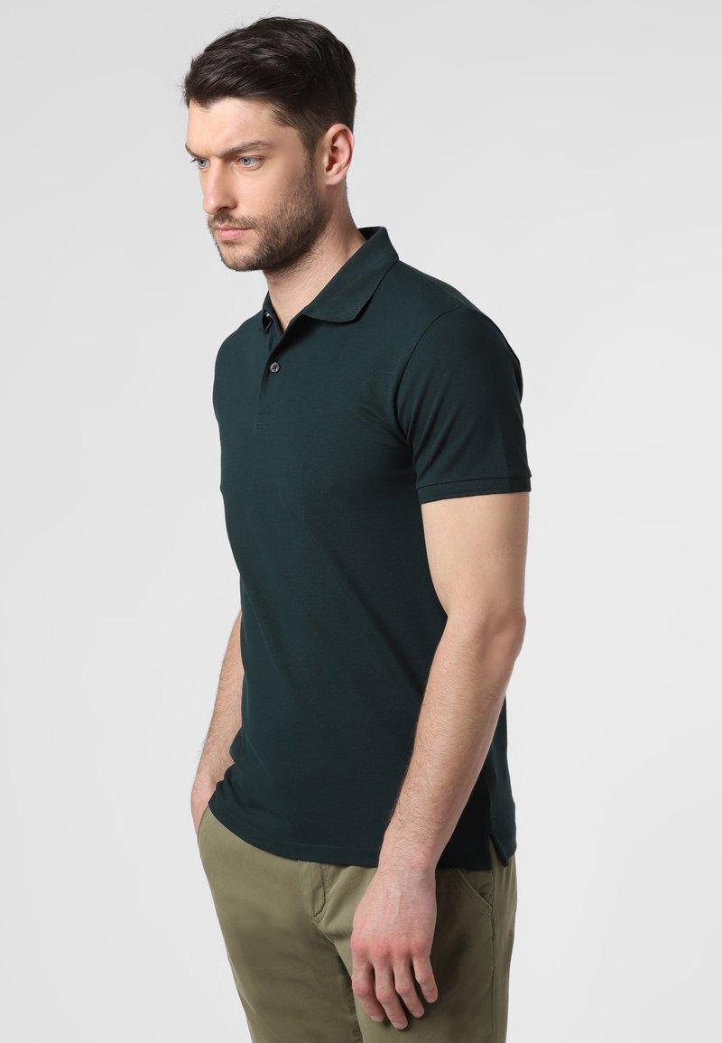 Nils Sundström - Polo shirt - dark green