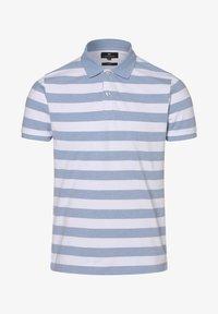 Nils Sundström - Polo shirt - light blue/white - 3