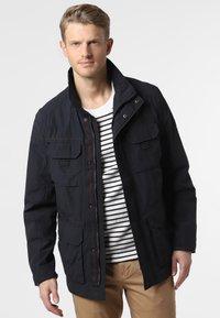Nils Sundström - Summer jacket - marine - 0