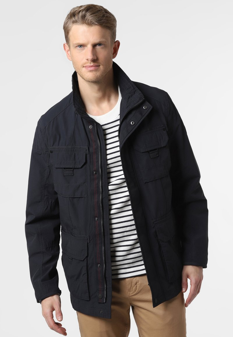 Nils Sundström - Summer jacket - marine