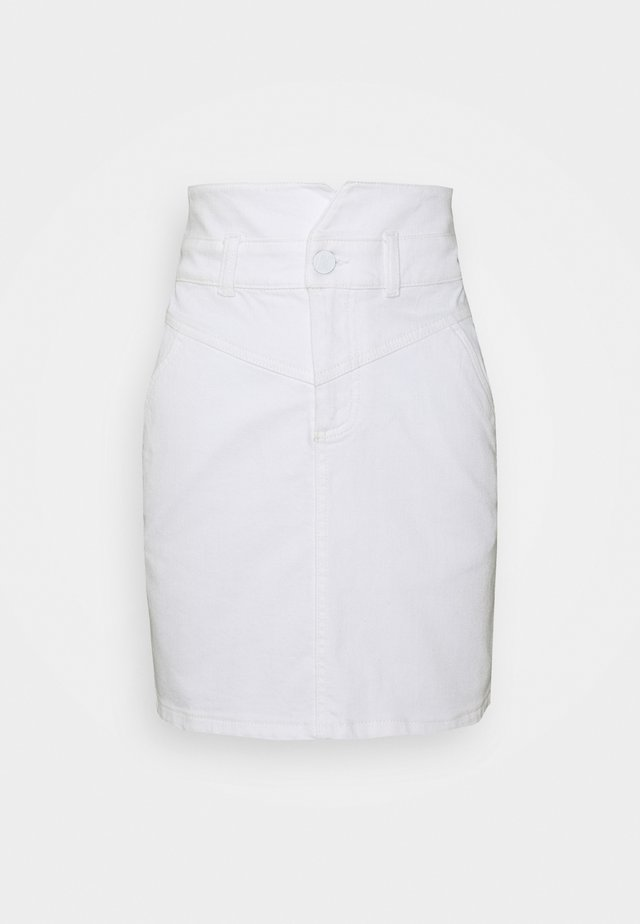 CELLY SKIRT - A-line skirt - off white