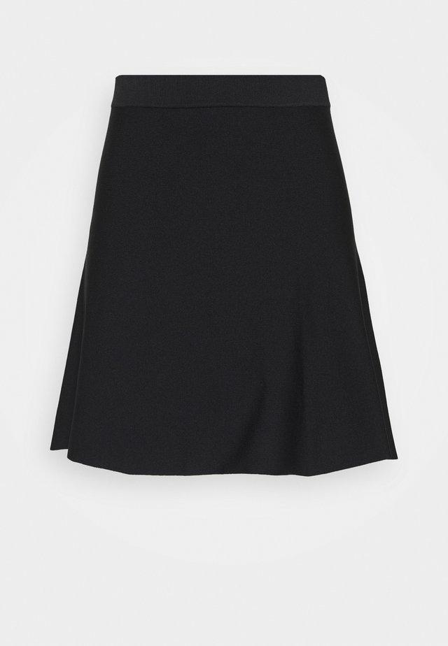 SKYLAR SKIRT - A-snit nederdel/ A-formede nederdele - black