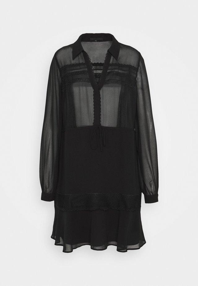 FIEN DRESS - Robe d'été - black