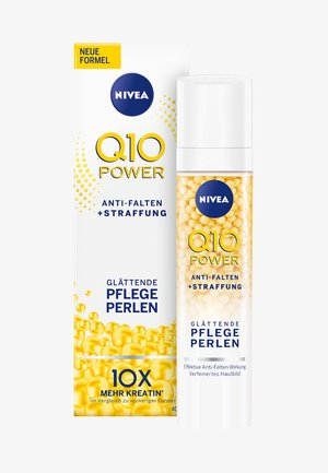 Q10 POWER ANTI-WRINKLE + FIRMING REPLENISHING PEARLS - Serum - -
