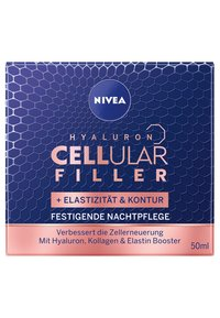 Nivea - HYALURON CELLULAR FILLER + ELASTICITY RESHAPE NIGHT CREAM - Nachtpflege - - - 2