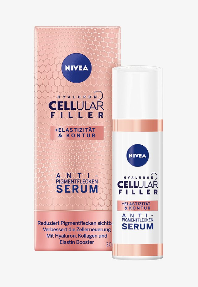 HYALURON CELLULAR FILLER + ELASTICITY RESHAPE ANTI-SPOT TREATMENT - Serum - -