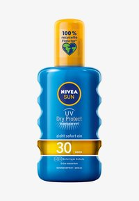Nivea - PROTECT & REFRESH SPRAY SPF 30 - Zonnebrandcrème - - - 0