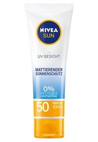 Nivea - UV FACE SHINE CONTROL CREAM - Zonnebrandcrème - - - 1