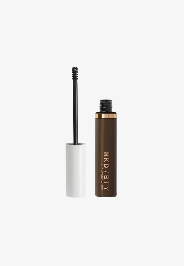 BROW GEL - Eyebrow gel - medium brown