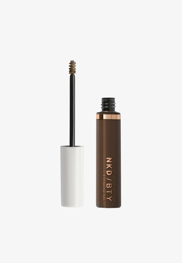 BROW GEL - Żel do brwi - brown