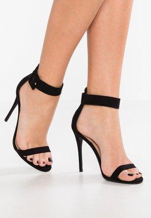 YIPEE - Sandaletter - black