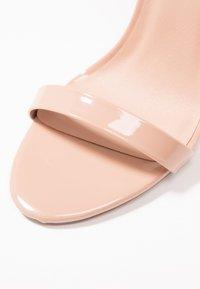 New Look - YIPEE  - Sandaler med høye hæler - oatmeal - 2