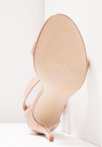 New Look - YIPEE  - Sandaler med høye hæler - oatmeal - 6