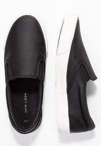 New Look - MIZARD - Slipper - black - 3