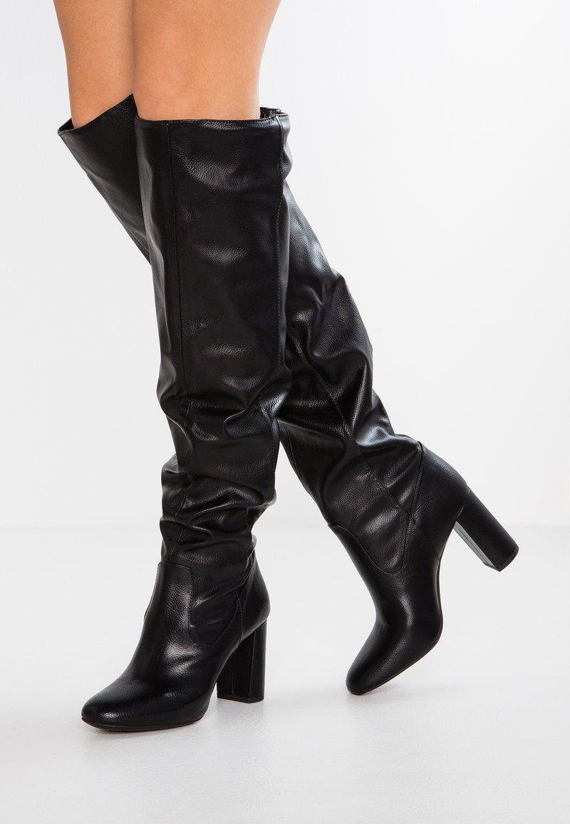 New Look - BEX - Ylipolvensaappaat - black