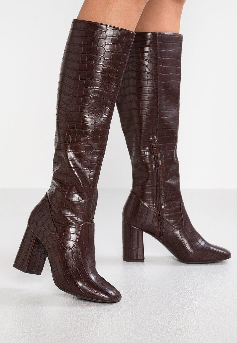 New Look - CARE - Høje støvler/ Støvler - light brown