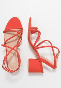 New Look - TUBEY - Sandals - burnt orange