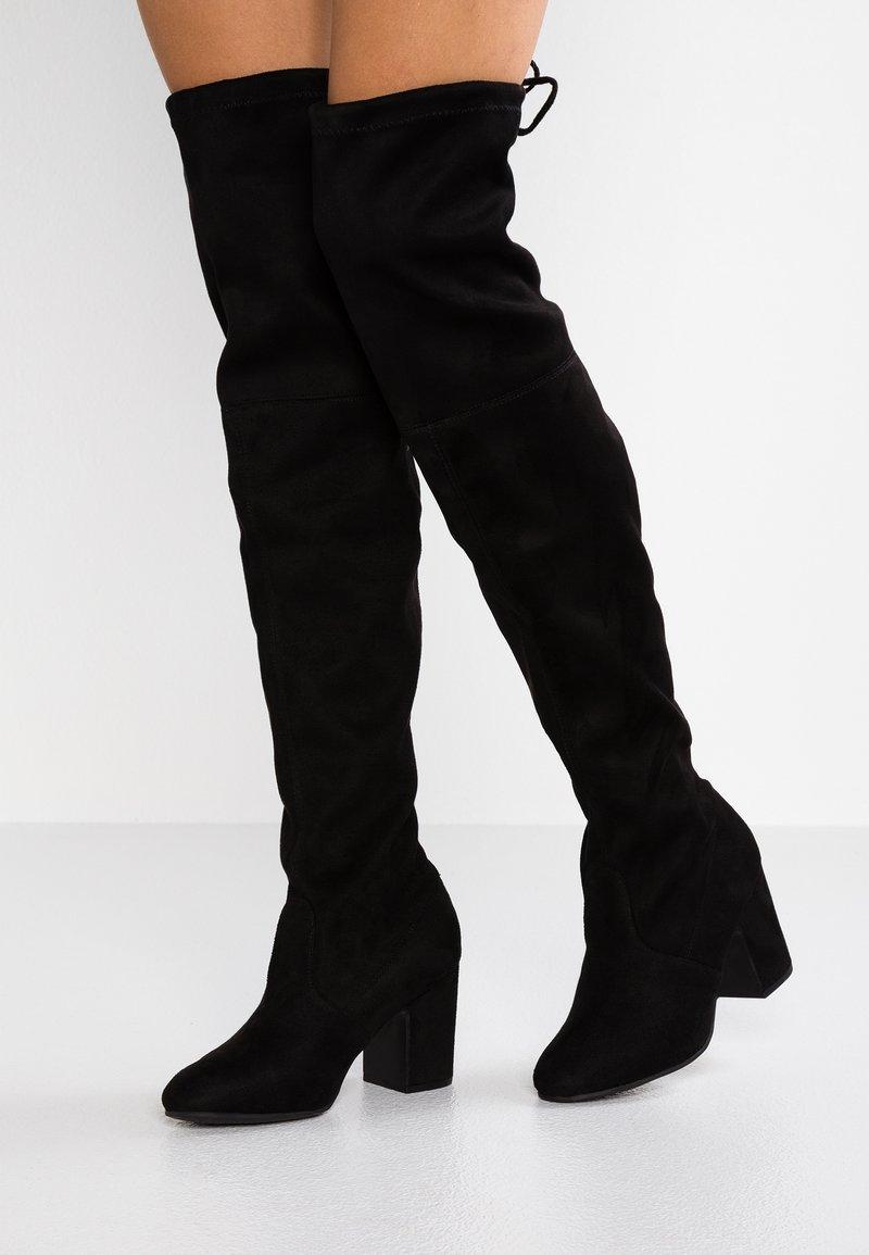 New Look - ERICA - Overknees - black