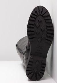 New Look - BRAVO - Snørestøvler - black - 6