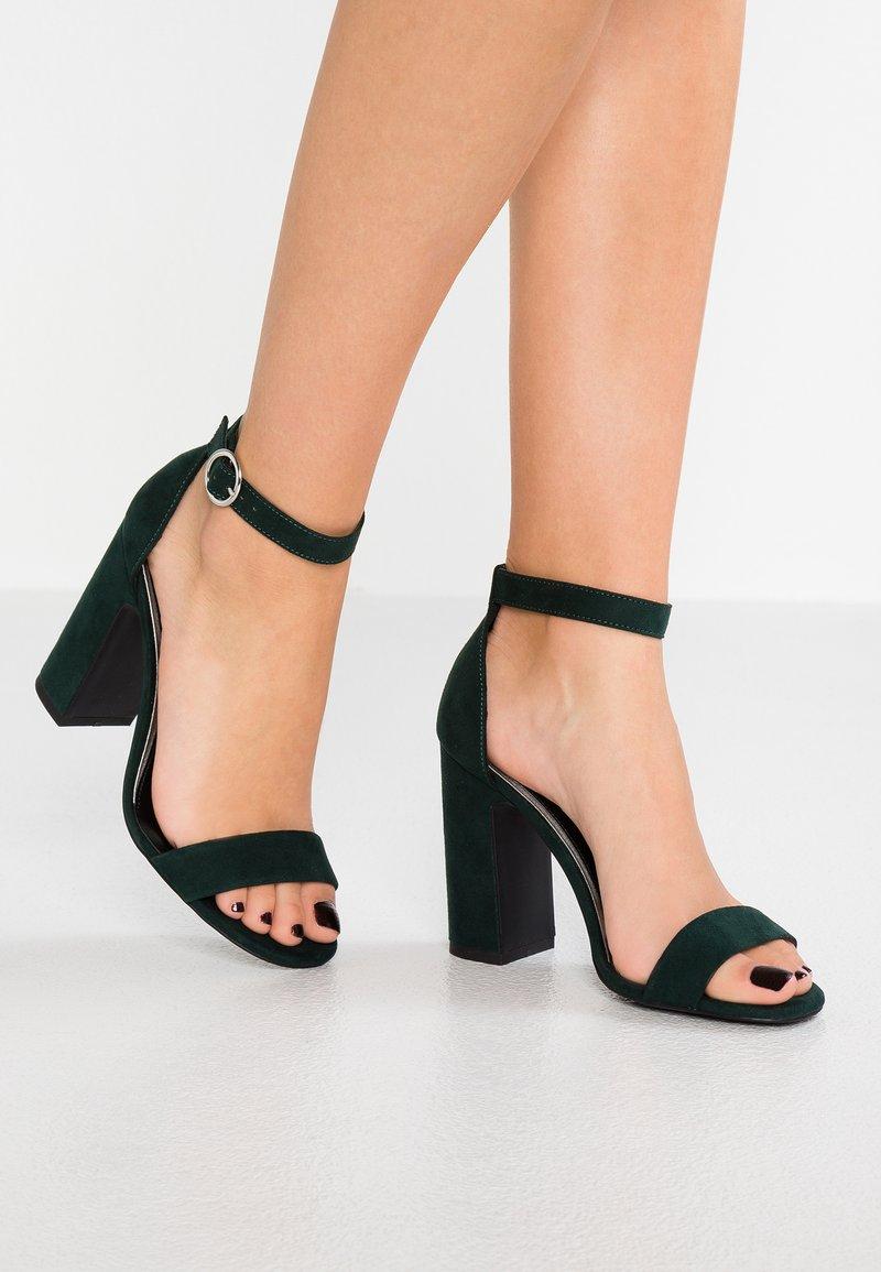 New Look - RICHES - Sandaletter - dark green