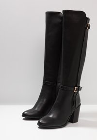 New Look - EAGLE - Boots - black - 4