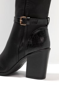 New Look - EAGLE - Boots - black - 2