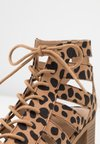 New Look - Ankle cuff sandals - brown
