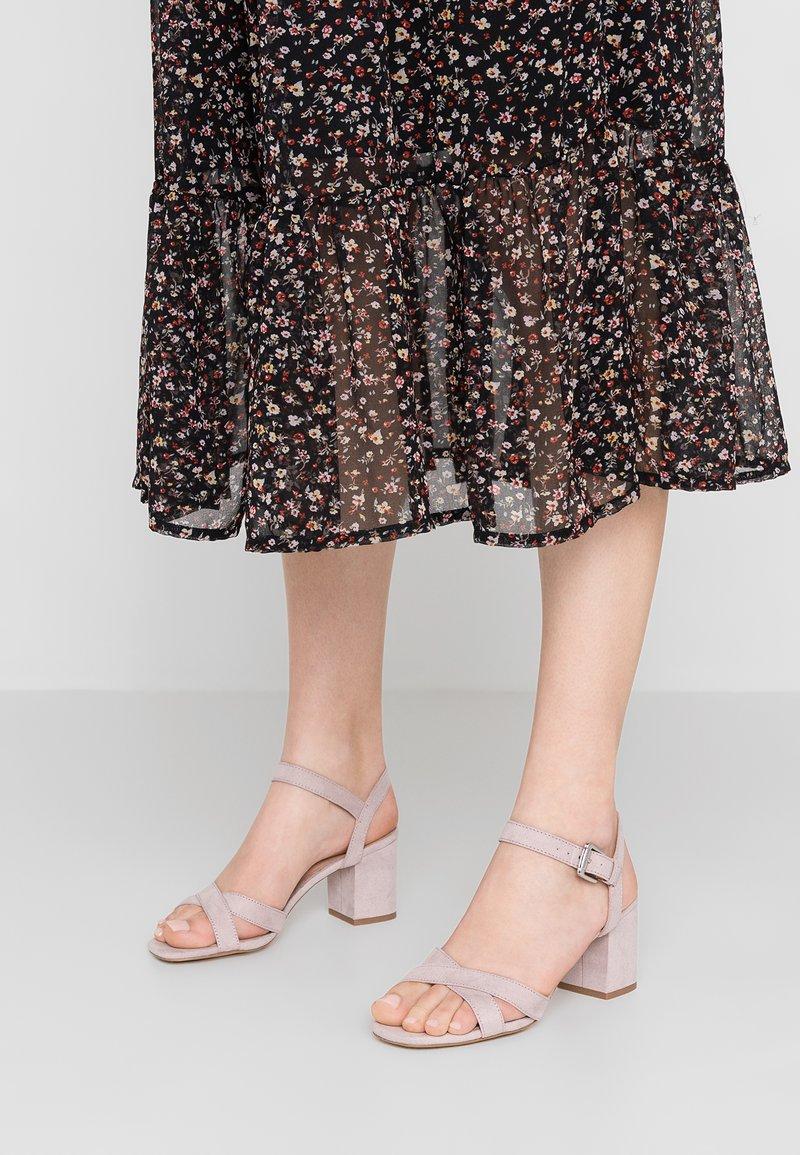New Look - COMFORT VERITY - Sandaler - lilac