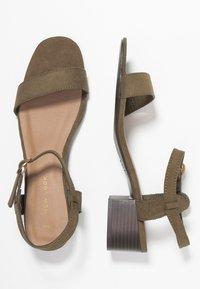 New Look - ORIGIN - Sandaler - dark khaki - 3