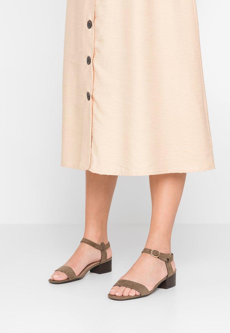 New Look - ORIGIN - Sandaler - dark khaki