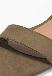 New Look - ORIGIN - Sandaler - dark khaki - 2