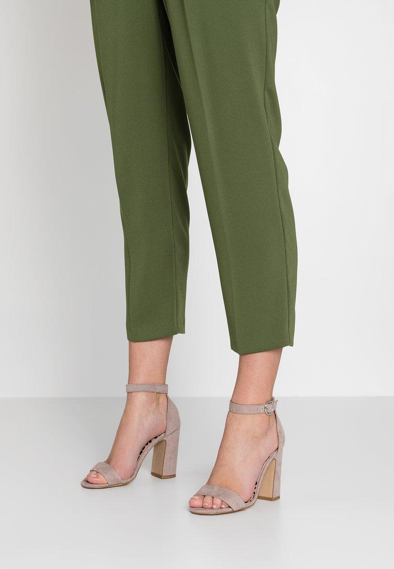 New Look - SWAGGLE  - Sandaler med høye hæler - mid grey