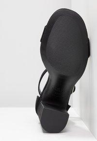 New Look - SWAGGLE  - Højhælede sandaletter / Højhælede sandaler - black - 6