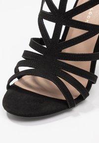 New Look - SATAY - High heeled sandals - black - 2