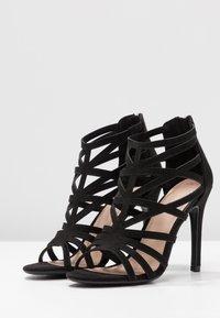 New Look - SATAY - High heeled sandals - black - 4