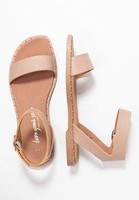 New Look - FIGARO - Sandals - oatmeal - 3