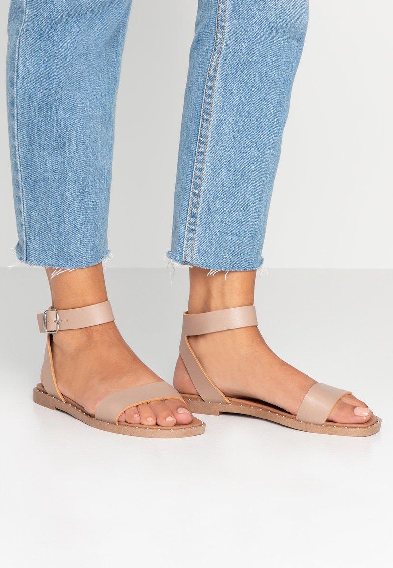 New Look - FIGARO - Sandals - oatmeal