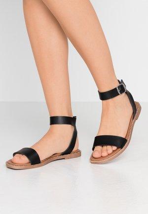 FIGARO - Sandales - black