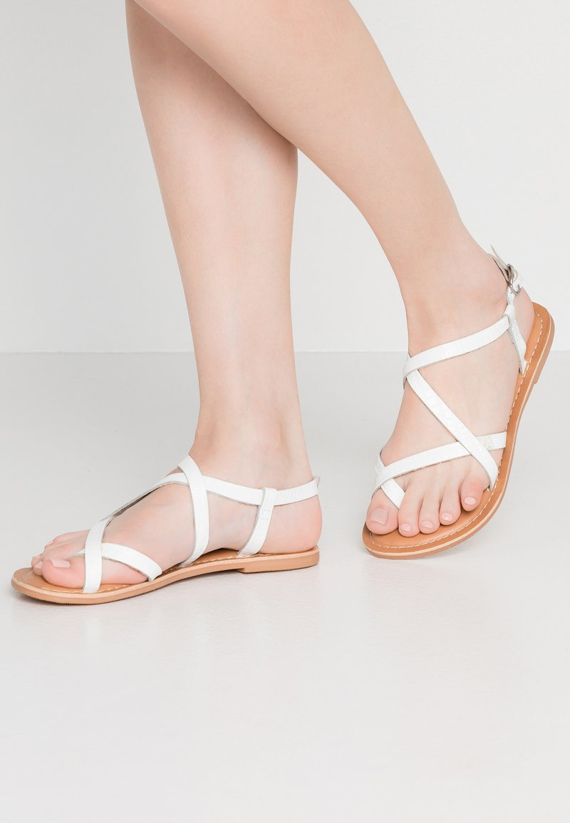 New Look - HAMMOCK - Japonki - white