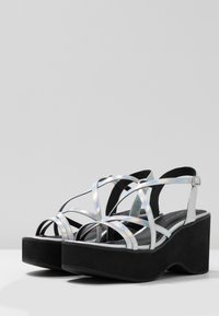 New Look - PEIGHTY - Plateausandaler - multi-coloured - 4