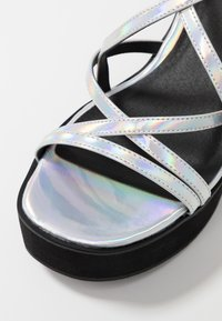 New Look - PEIGHTY - Plateausandaler - multi-coloured - 2